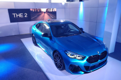 Predstavitev BMW serije 2 na Pokljuki